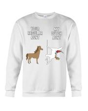 YOUR REGULAR AUNT MY DUTCH AUNT Crewneck Sweatshirt thumbnail