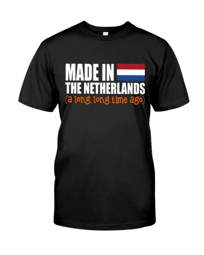 MADE IN THE NETHERLANDS