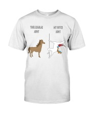 YOUR REGULAR AUNT MY DUTCH AUNT Classic T-Shirt thumbnail