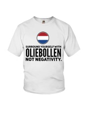 OLIEBOLLEN FUNNY Youth T-Shirt tile