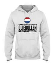 OLIEBOLLEN FUNNY Hooded Sweatshirt tile