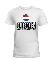 OLIEBOLLEN FUNNY Ladies T-Shirt tile