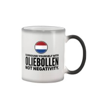 OLIEBOLLEN FUNNY Color Changing Mug tile