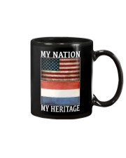 AMERICA MY NATION THE NETHERLANDS MY HERITAGE Mug thumbnail