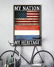 AMERICA MY NATION THE NETHERLANDS MY HERITAGE 24x36 Poster lifestyle-poster-7