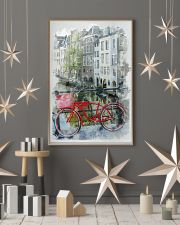 AMSTERDAM THE NETHERLANDS TRAVEL POSTER 11x17 Poster lifestyle-holiday-poster-1
