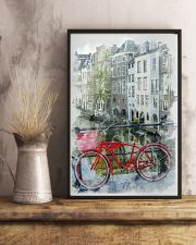 AMSTERDAM THE NETHERLANDS TRAVEL POSTER 11x17 Poster lifestyle-poster-3