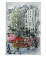 AMSTERDAM THE NETHERLANDS TRAVEL POSTER 250 Piece Puzzle (vertical) thumbnail
