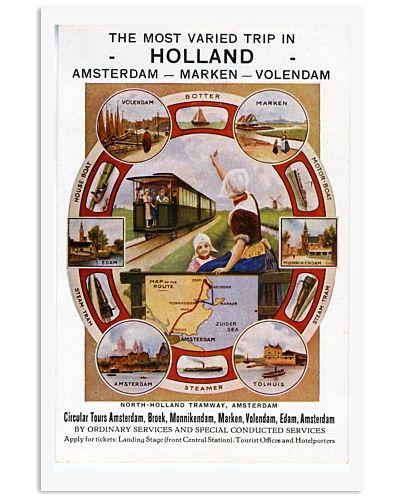 HOLLAND VINTAGE TRAVEL 1945
