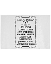 RECIPE FOR AN OMA Rectangle Cutting Board thumbnail