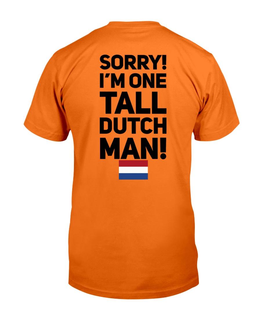 TALL DUTCH MAN Classic T-Shirt