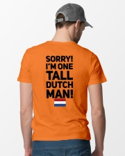 TALL DUTCH MAN Classic T-Shirt lifestyle-mens-crewneck-back-6