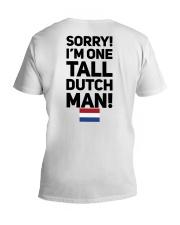 TALL DUTCH MAN V-Neck T-Shirt thumbnail