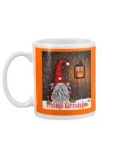 DUTCH MERRY CHRISTMAS  Mug back