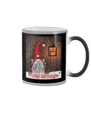 DUTCH MERRY CHRISTMAS  Color Changing Mug thumbnail