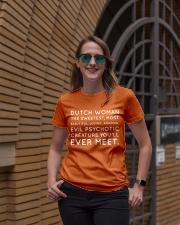 DUTCH WOMAN FUNNY Ladies T-Shirt lifestyle-women-crewneck-front-2
