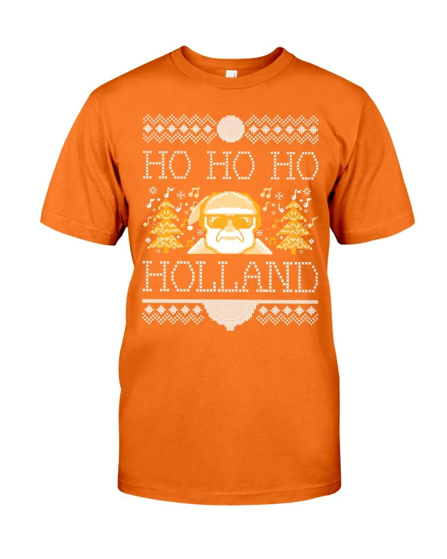 HO HO HO HOLLAND FESTIVE Classic T-Shirt
