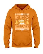 HO HO HO HOLLAND FESTIVE Hooded Sweatshirt thumbnail