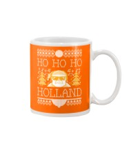 HO HO HO HOLLAND FESTIVE Mug thumbnail
