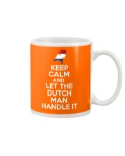 KEEP CALM AND LET THE DUTCH MAN HANDLE IT Mug thumbnail