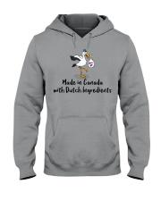MADE IN CANADA DUTCH INGREDIENTS Hooded Sweatshirt thumbnail