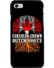 DUTCH ROOTS CANADIAN GROWN Phone Case tile