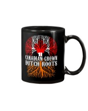 DUTCH ROOTS CANADIAN GROWN Mug tile