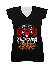 DUTCH ROOTS CANADIAN GROWN All-Over Dress tile