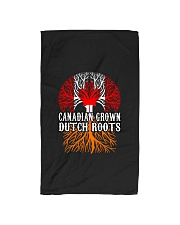 DUTCH ROOTS CANADIAN GROWN Hand Towel thumbnail