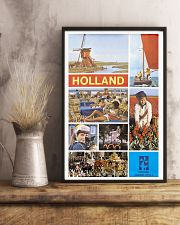 HOLLAND VINTAGE TRAVEL 1960 11x17 Poster lifestyle-poster-3
