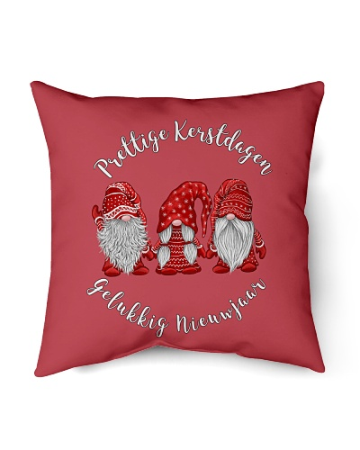 DUTCH CHRISTMAS KABOUTERS