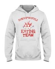 STROOPWAFELS EATING TEAM Hooded Sweatshirt thumbnail