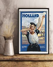 HOLLAND VINTAGE TRAVEL POSTER 11x17 Poster lifestyle-poster-3