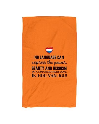 NO LANGUAGE CAN EXPRESS THE