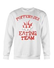 POFFERTJES EATING TEAM Crewneck Sweatshirt thumbnail
