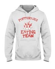 POFFERTJES EATING TEAM Hooded Sweatshirt thumbnail