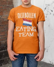 OLIEBOLLEN EATING TEAM Classic T-Shirt apparel-classic-tshirt-lifestyle-31