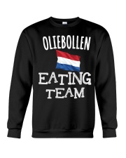 OLIEBOLLEN EATING TEAM Crewneck Sweatshirt thumbnail