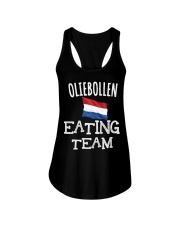 OLIEBOLLEN EATING TEAM Ladies Flowy Tank thumbnail