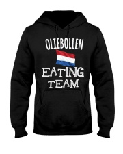 OLIEBOLLEN EATING TEAM Hooded Sweatshirt thumbnail