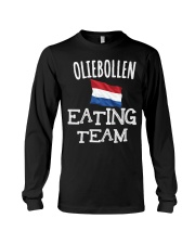OLIEBOLLEN EATING TEAM Long Sleeve Tee thumbnail