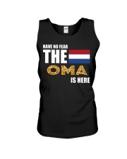 HAVE NO FEAR OMA IS HERE Unisex Tank thumbnail