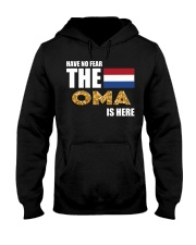 HAVE NO FEAR OMA IS HERE Hooded Sweatshirt thumbnail