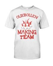 OLIEBOLLEN MAKING TEAM Classic T-Shirt thumbnail