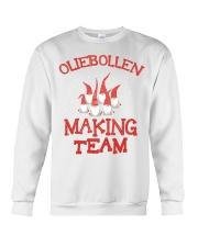 OLIEBOLLEN MAKING TEAM Crewneck Sweatshirt thumbnail