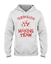 OLIEBOLLEN MAKING TEAM Hooded Sweatshirt thumbnail