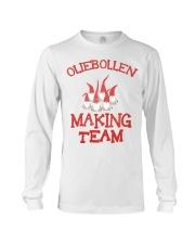 OLIEBOLLEN MAKING TEAM Long Sleeve Tee thumbnail