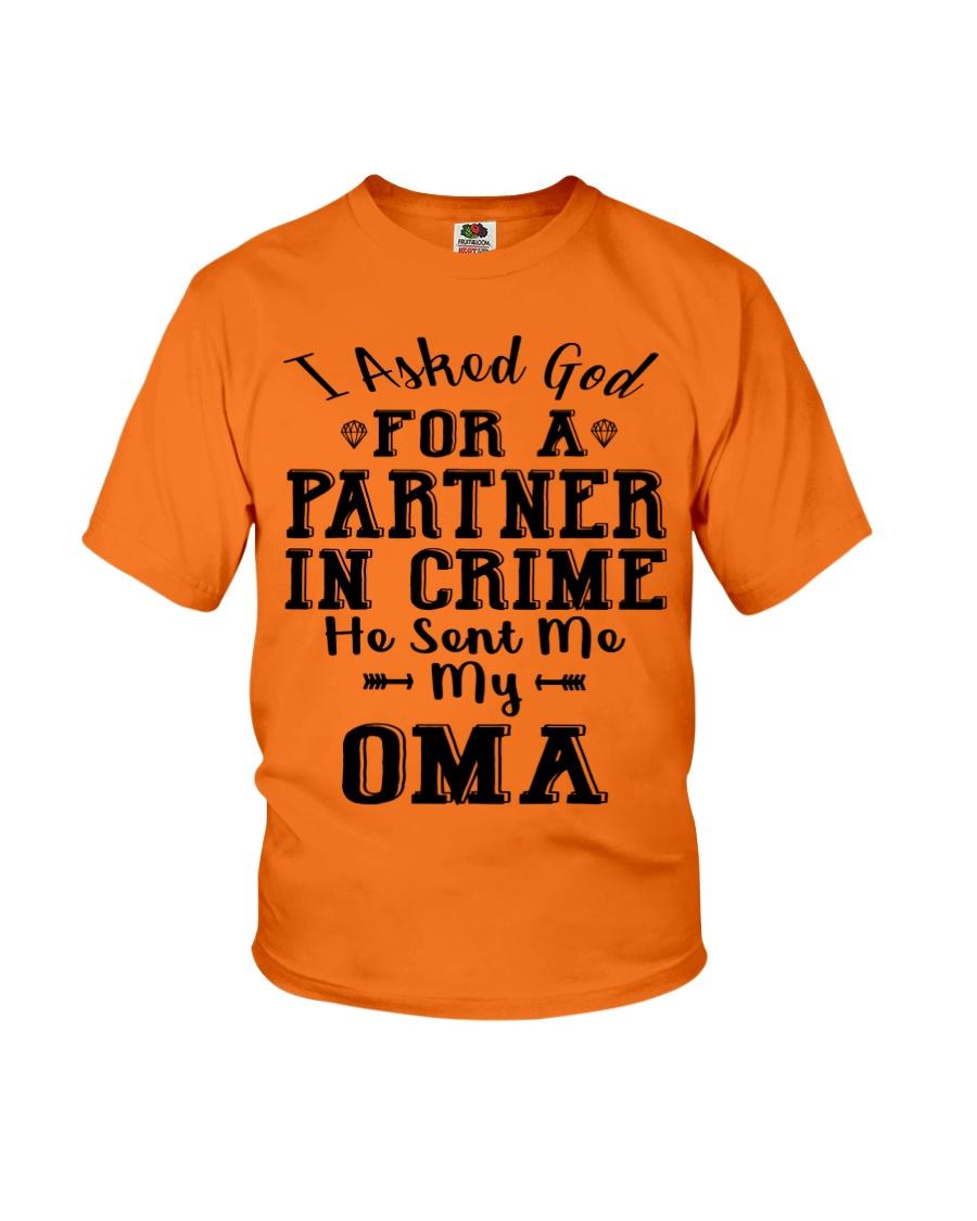 OMA PARTNER Youth T-Shirt