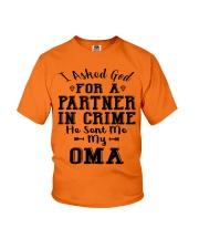 OMA PARTNER Youth T-Shirt front
