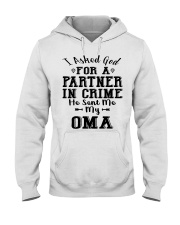 OMA PARTNER Hooded Sweatshirt thumbnail